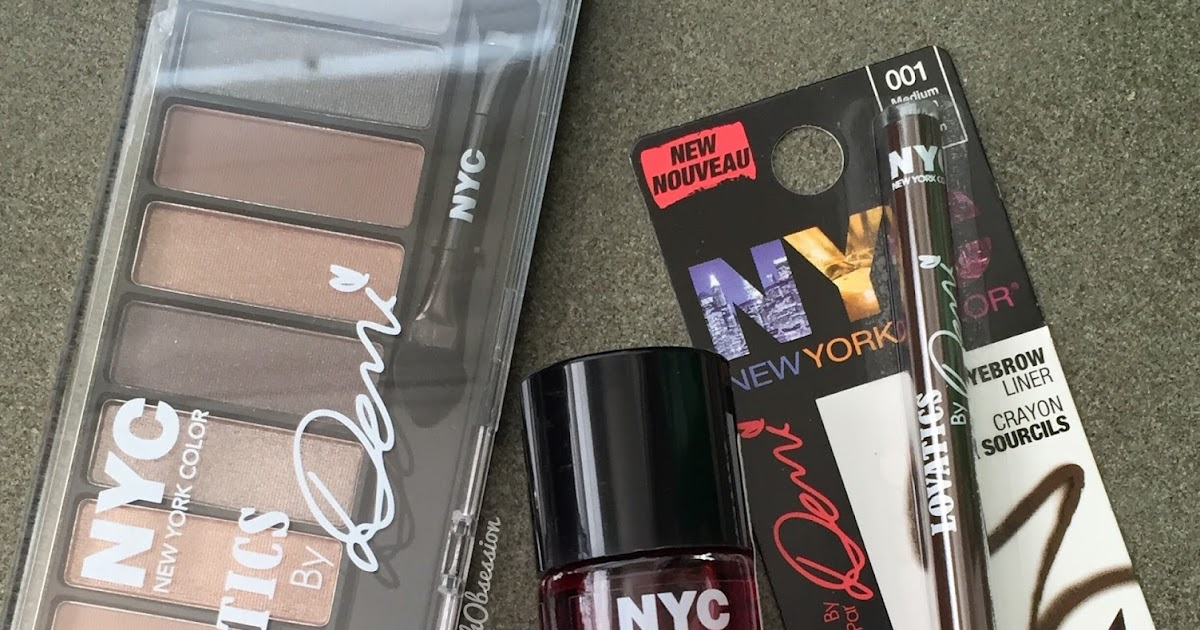 My Nail Polish Obsession: Beauty Post: NYC New York Color
