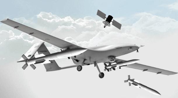 NESCOM Burraq ड्रोन