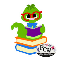 Bookworm SVG Cut File