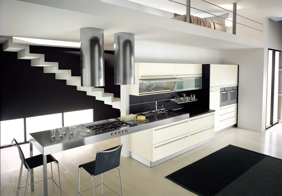 Mayo 2012 cocinas con estilo for Cocinas grandes modernas