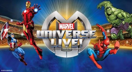 Marvel universe LIVE ! comics bd bande-dessinée américaine réalisateur producteur adaptation série TV télé