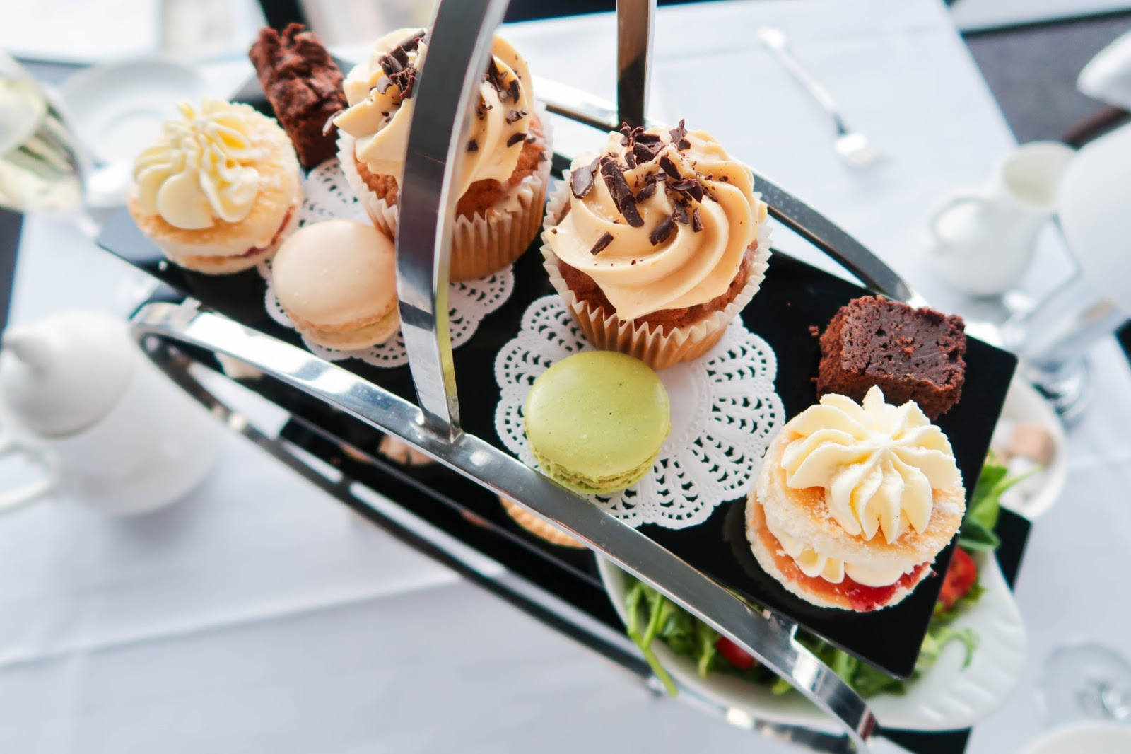 Marco Pierre White Afternoon Tea Birmingham review