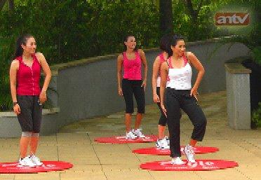 Senam Mengecilkan Lengan | Senam Aerobik Dance Workout