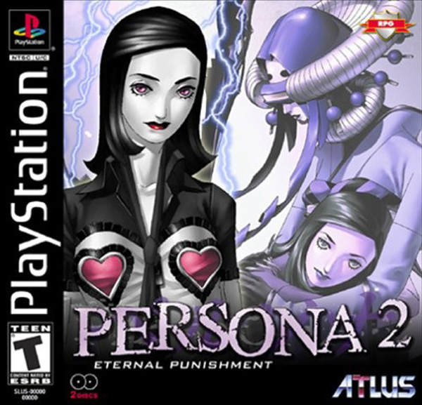 Persona 2 - Eternal Punishment - PS1 - ISOs Download