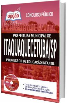 Apostila Pref. de Itaquaquecetuba 2017 Professor de Educação Infantil