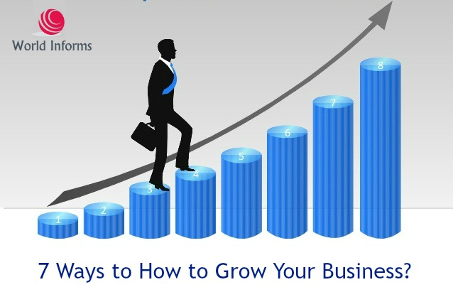 7 Ways to How to Grow Your Business