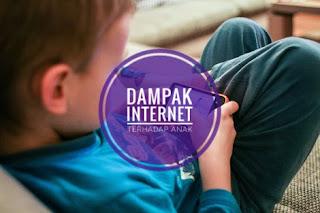 melindungi anak dari internet