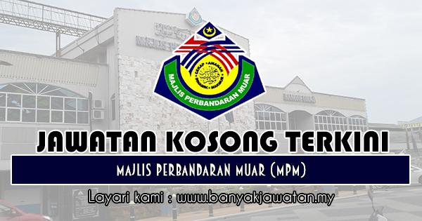 Jawatan Kosong 2018 di Majlis Perbandaran Muar (MPM)