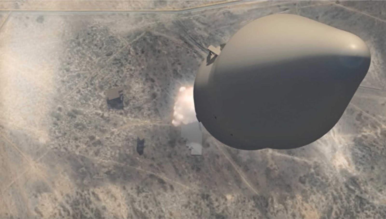 Kecepatan Rudal Avantgard Mencapai 27 Mach