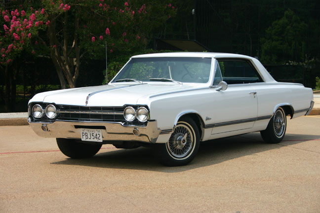 The All-GM blog: 1965 Oldsmobile Cutlass