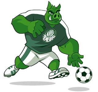 Porco - Mascotes do Palmeiras
