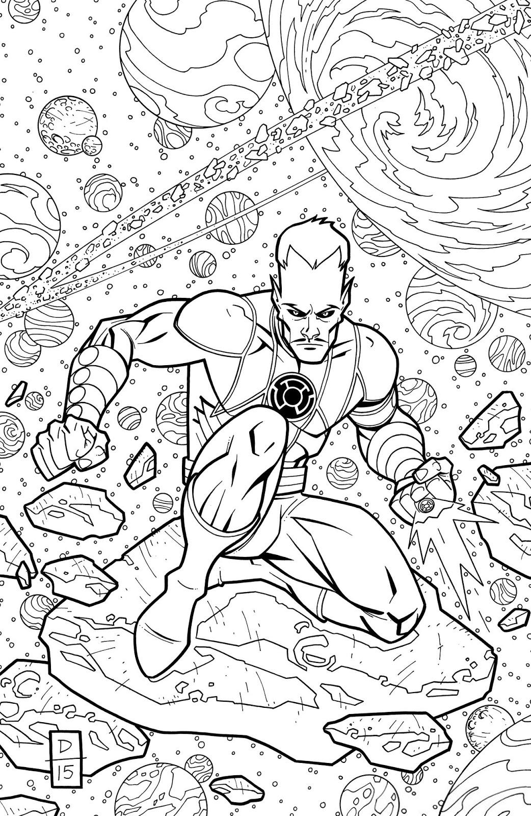 Otro blog más de cómics porque sí: Los Nuevos 52