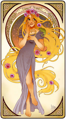 Rapunzel, de Hannah Alexander