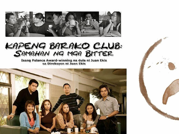 Kapeng Barako Club: Samahan Ng Mga Bitter