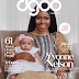 Yvonne Nelson unveils daughter she had with married lover months after delivery