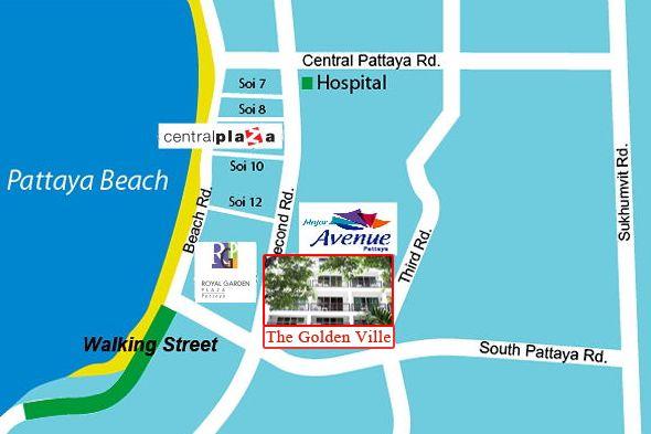 Golden Beach Hotel Pattaya Girl Friendly