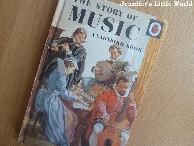 The Story of Music - A Ladybird Book