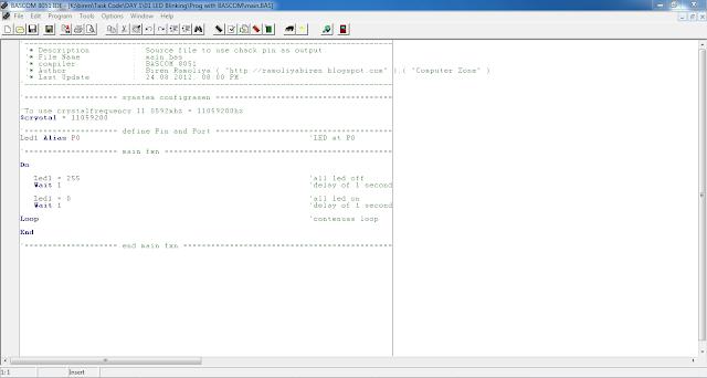 BASCOM for 8051 Basic Compiler cracked