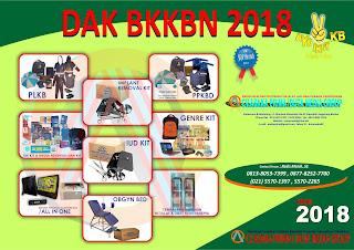 BROSUR KIE KIT : Produk DAK BkkbN 2018: KIE kit BkkbN 2018