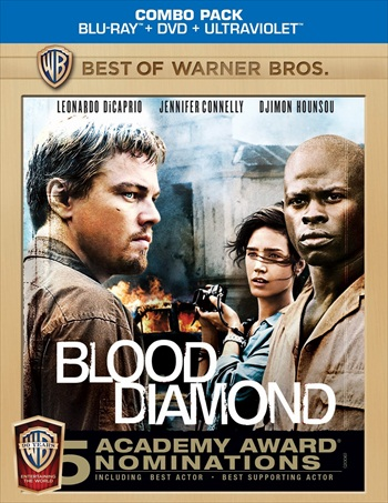 Blood Diamond 2006 Dual Audio Hindi 720p BluRay 950mb