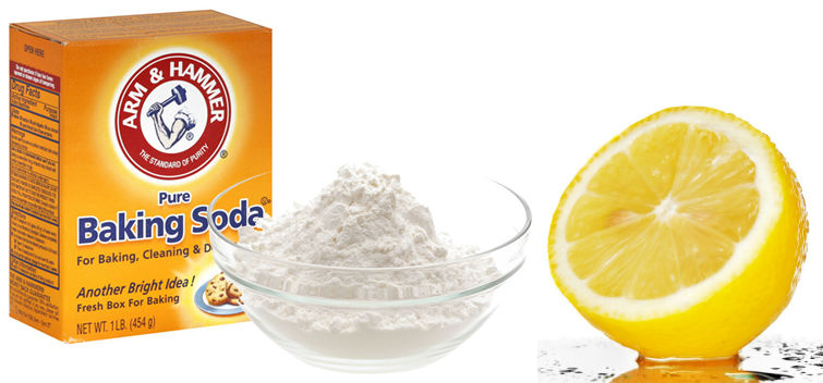 Heating Soda and Lemon Juice Paste | The Girls Beauty Bible