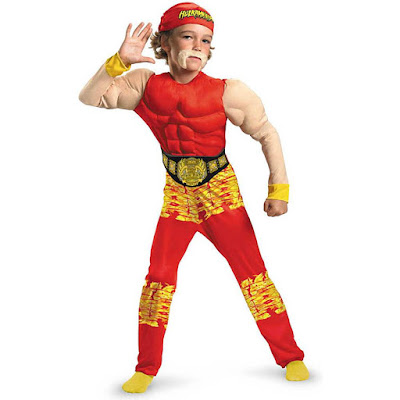 hulk hogan halloween costume