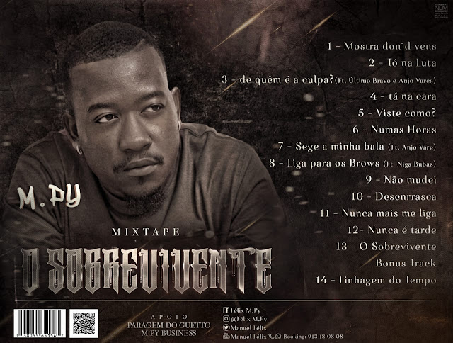 M.PY - O Sobrevivente (Mixtape)