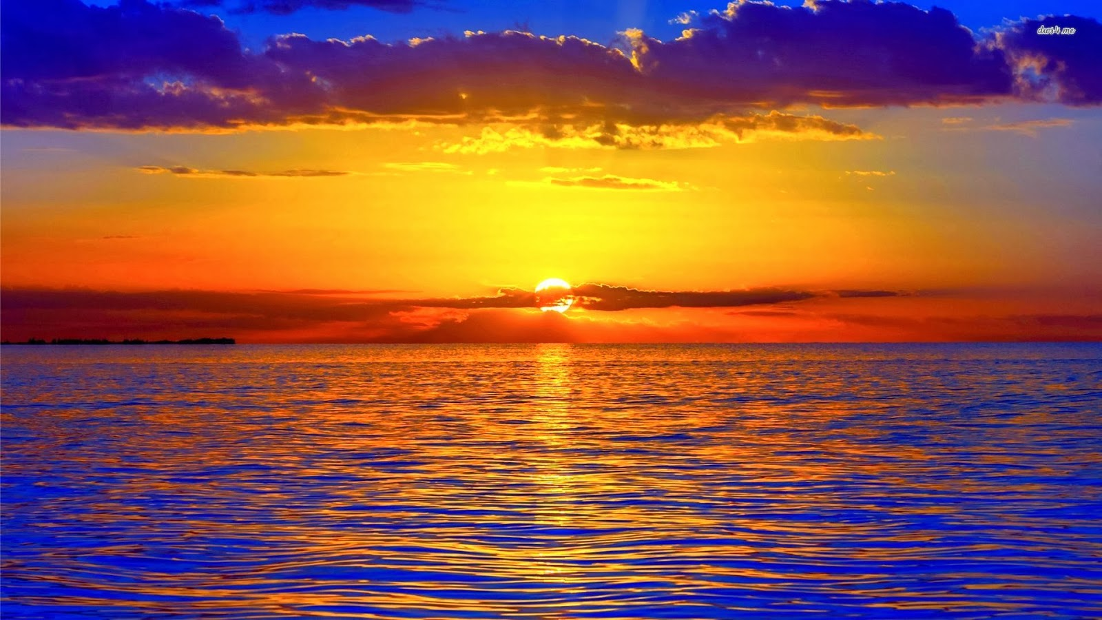 Beach Sunset HD Wallpapers - Wallpapers Free