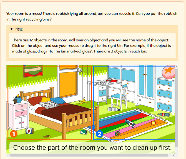 http://learnenglishkids.britishcouncil.org/en/games/clean-and-green
