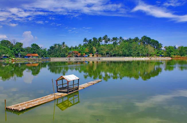 Wisata Alam Situ Gede Bogor