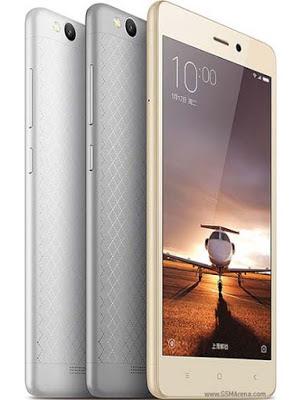 Harga Xiaomi Redmi 3 Terbaru, Spesifikasi Android Lollipop Octa Core Kamera 13 MP