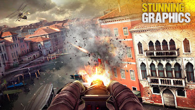 Modern Combat 5: Blackout v2.0.0f God Mode APK+DATA Android