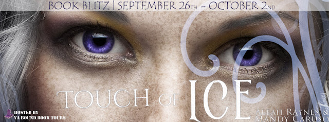 {Excerpt+Giveaway} Touch of Ice by @AleahRaynes @authMandy_Carus