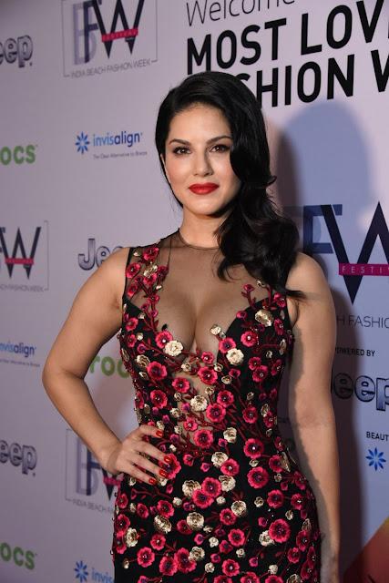 Actress Sunny Leone Latest Photos