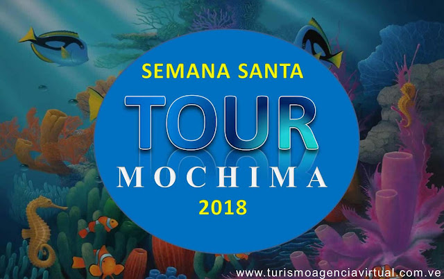 imagen semana santa 2018 Tour Mochima