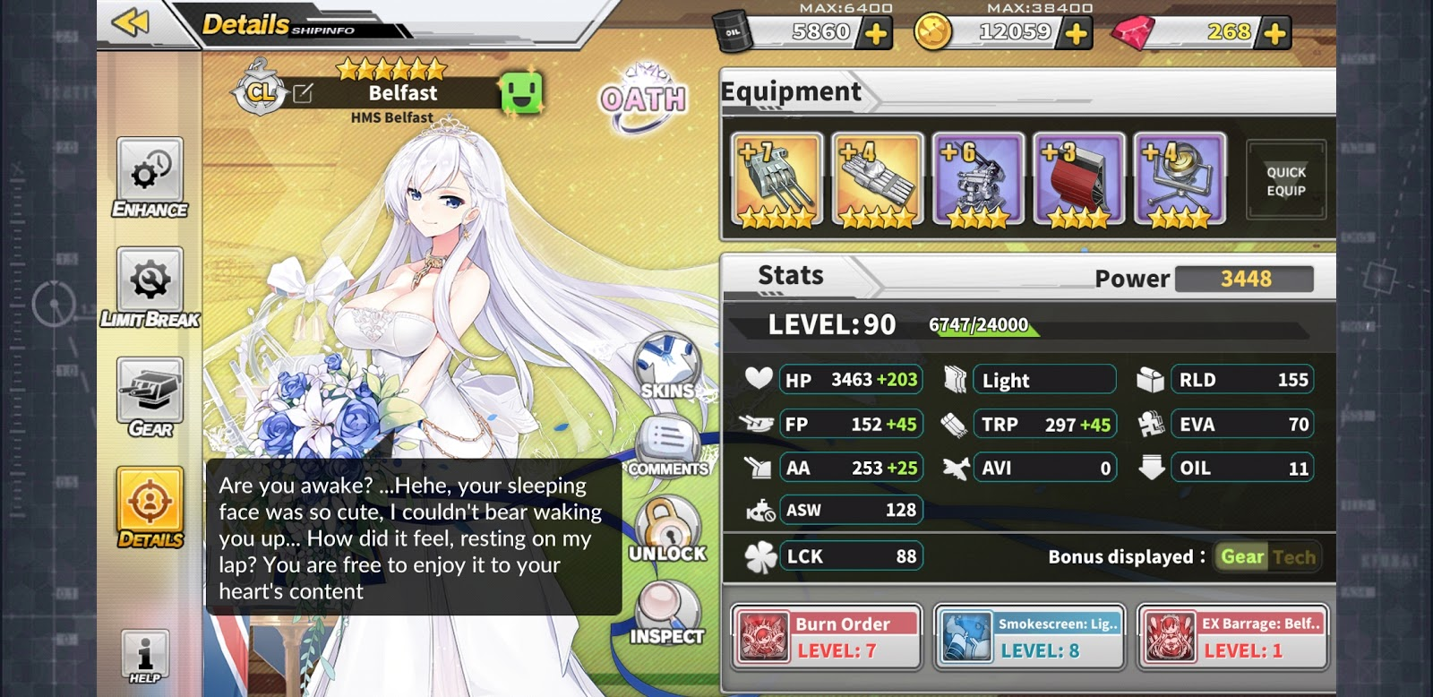 Hall Of Anime Fame I Have Been Playing Azur Lane For 2 Months And I Am Hooked A Review From A Guy Who Rarely Play Mobile Games Belfast (azur lane) is a character from azur lane. i have been playing azur lane for 2