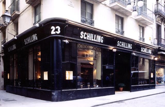 Schilling em Barcelona
