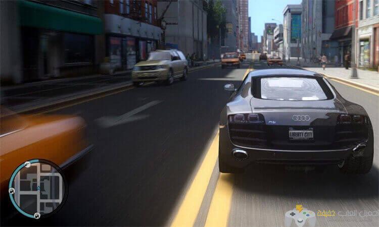 تحميل لعبة جاتا 6 GTA للكمبيوتر بحجم صغير