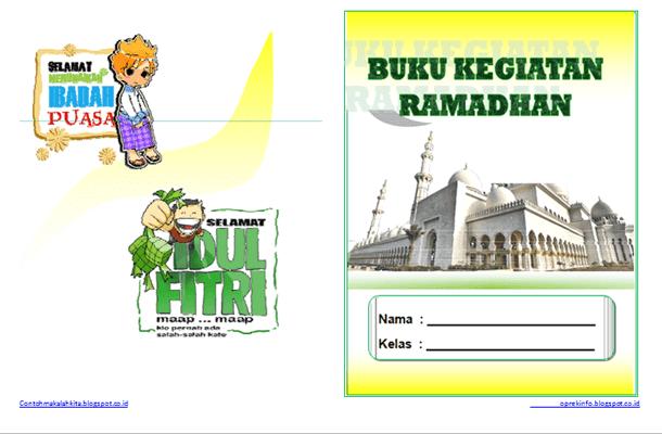 Download Buku Kegiatan Ramadhan 1437 H Doc Bisa Di Edit Contoh Makalah Kita