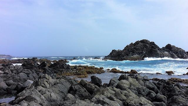 Piscina Naturale Conchi Beach Aruba