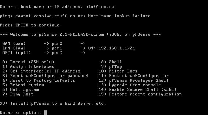 jds5nz: Installing pfsense on an HP T5720