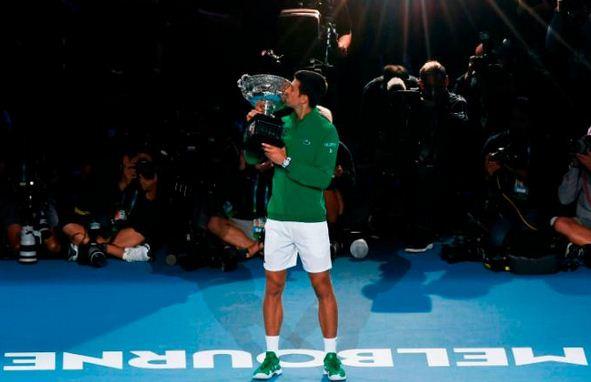 Novak Djokovic wins his 17th Grand Slam at Australian Open final