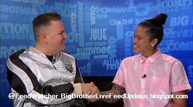 Big Brother USA Live Feed Updates: Meet Kaycee Clark - She'll Do