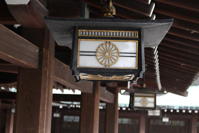 Au temple du Meiji-gu - voyage au Japon, Tokyo