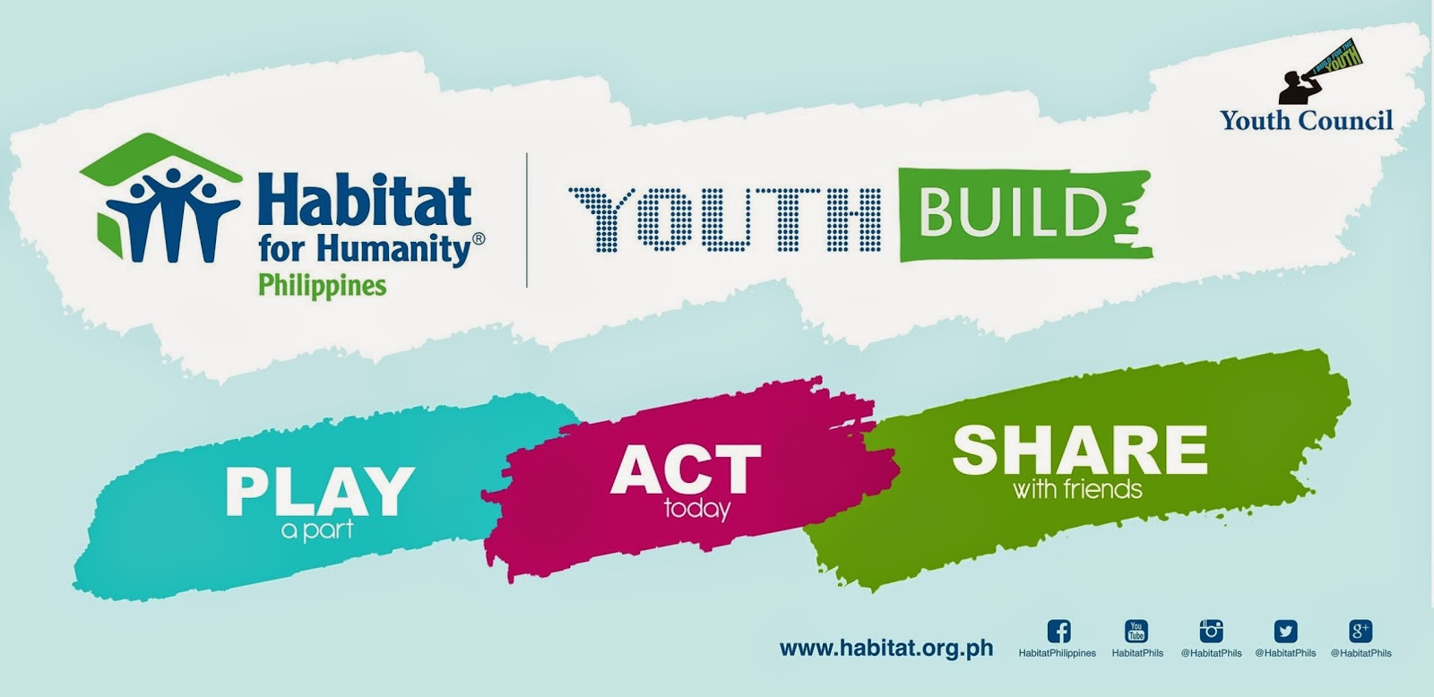 Habitat Youth Build 2015