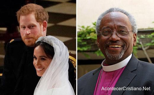 Sermón en boda real