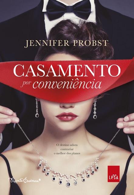 Casamento por conveniência - Jenniffer Probst