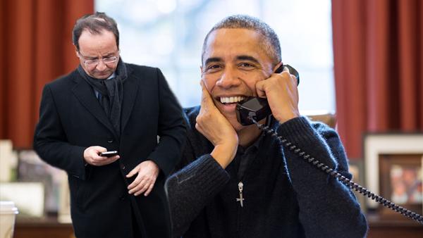 تعرّف على الهواتف المستعملة من طرف رؤساء العالم !