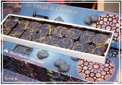 Le vitrail de Chartres de David Lambert