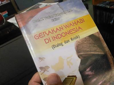 Daftar Gerakan Wahabi di Indonesia
